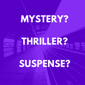 MysteryThrillerSuspense