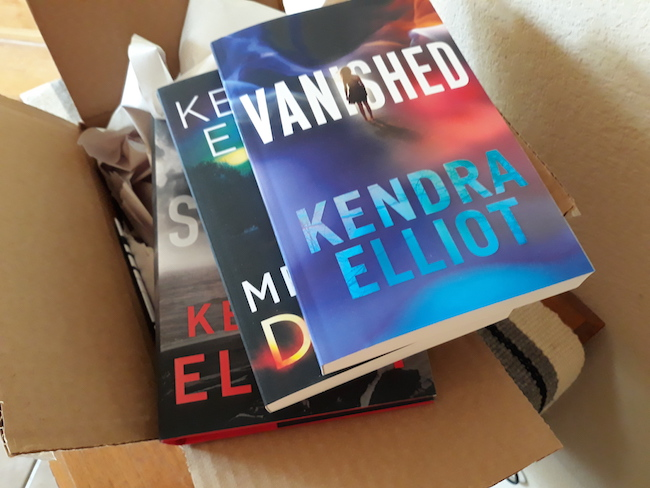 kendra elliot books